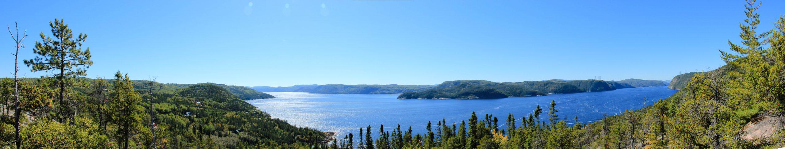 Longue randonnée Le Fjord Parc national le Fjord-du-Saguenay